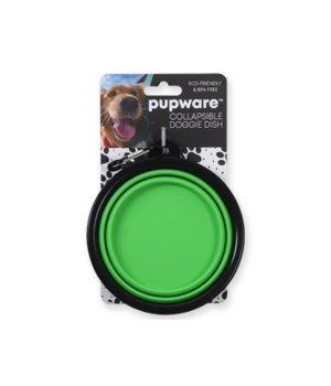 Collapsible Doggie Dish 24PC