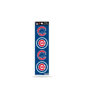 QUAD DECAL - CHIC CUBS