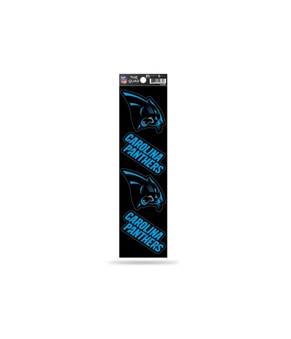 QUAD DECAL - CAR PANTHERS
