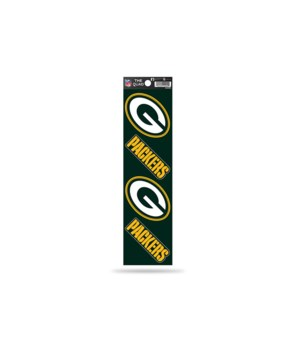 QUAD DECAL - GREEN BAY PACKERS