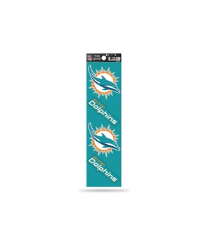 QUAD DECAL - MIA DOLPHINS