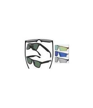 Retro Plastic Sunglasses