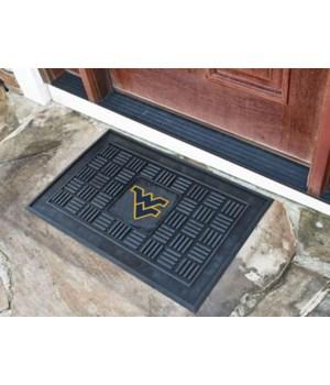 RUBBER DOOR MAT - WEST VIRGINIA