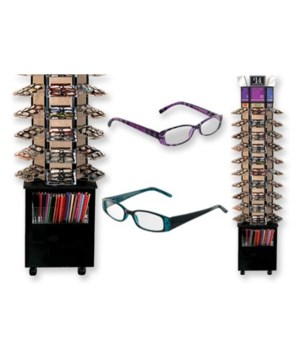 "72""x21"" DISPLAY FOR 216 Reading Glasses"
