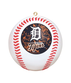 REPLICA ORNAMENT - DET TIGERS