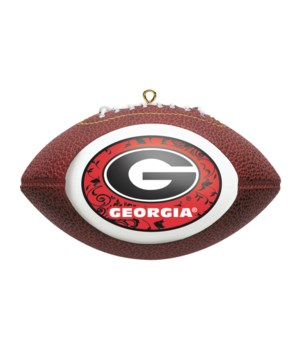 REPLICA ORNAMENT - GA BULLDOGS