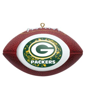 REPLICA ORNAMENT - GREEN BAY PACKERS