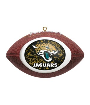 REPLICA ORNAMENT - JAX JAGUARS