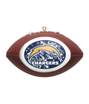REPLICA ORNAMENT - LA CHARGERS