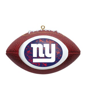 REPLICA ORNAMENT - NY GIANTS
