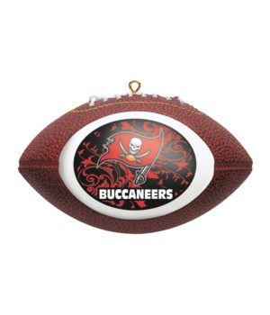 REPLICA ORNAMENT - TAMPA BAY BUCS