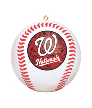REPLICA ORNAMENT - WASH NATIONALS