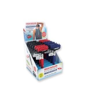 High Roller Extendable Massager 12PC