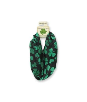 St. Patricks Infinity Scarf 24PC