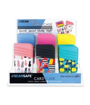 ScanSafe Card Case w/RFID 24PC