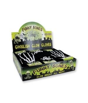 Halloween G-I-D Bone Gloves
