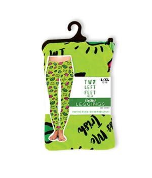 S/M Get Lucky Leggings 3PC