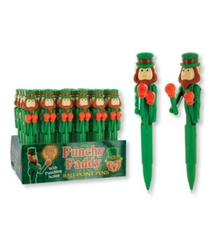 Irish Punch Pens 24PC