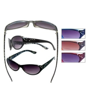 Reading Sunglasses - Rhinestones