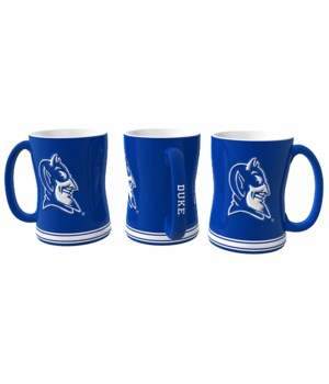 SCULPTED MUG - DUKE BLUE DEVILS