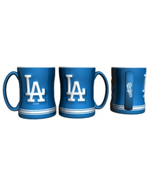 SCULPTED MUG - LA DODGERS