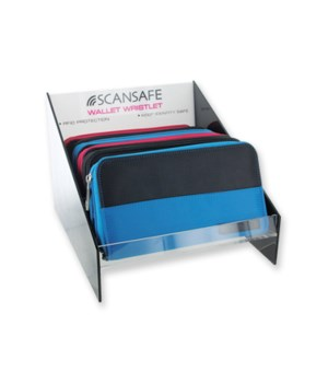 ScanSafe Excursion Wallet 12PC D