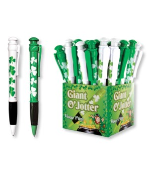 Irish Giant Jotter 36PC