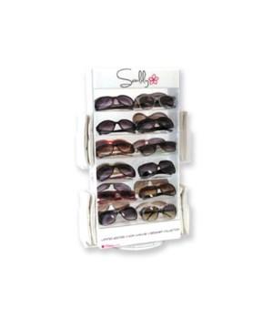 Sun Lily Sunglasses 48PC Asst