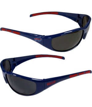 WRAP SUNGLASS - BUF BILLS