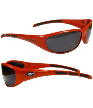 WRAP SUNGLASS - GA BULLDOGS
