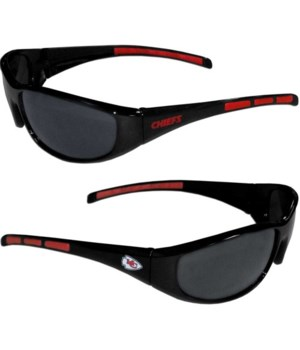 Kansas City Chiefs Wrap Sunglass