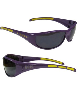 WRAP SUNGLASS - LSU TIGERS