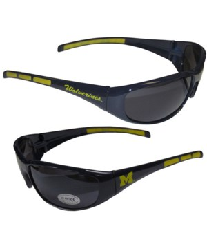 WRAP SUNGLASS - MICH WOLVERINES