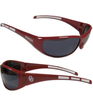 WRAP SUNGLASS - OKL SOONERS
