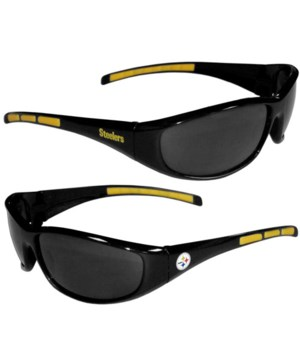 WRAP SUNGLASS - PITT STEELERS