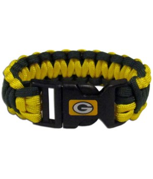SURVIVOR BRACELET - GREEN BAY PACKERS