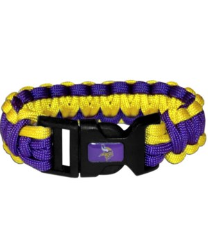 SURVIVOR BRACELET - MINN VIKINGS