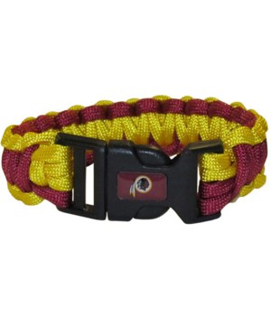 SURVIVOR BRACELET - WASH REDSKINS