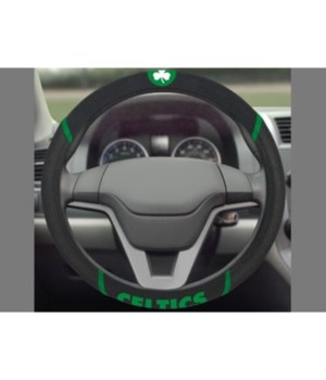 STEERING WHEEL COVER - BOSTON CELTICS