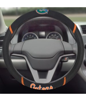 STEERING WHEEL COVER - FLORIDA GATORS
