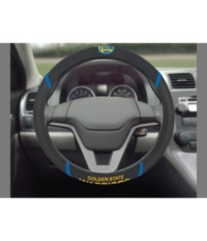 STEERING WHEEL COVER - GOLDEN STATE WARR