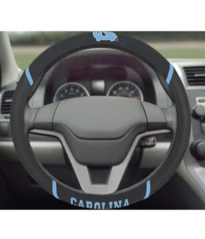STEERING WHEEL COVER - NC TARHEELS