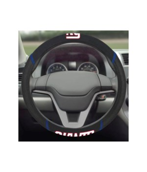 STEERING WHEEL COVER - NY GIANTS