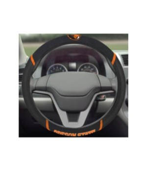 STEERING WHEEL COVER - OREGON STATE