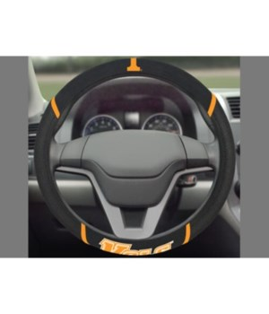 STEERING WHEEL COVER - TENN VOLS
