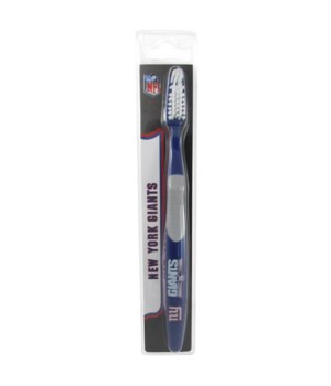 NY GIANTS TOOTH BRUSH