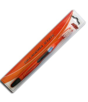 OKLAHOMA STATE TOOTH BRUSH