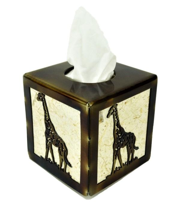 GIRAFFE Tissue Box