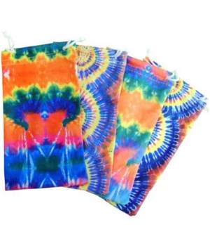 Microfiber Sunglass Bag- Tie-Dye