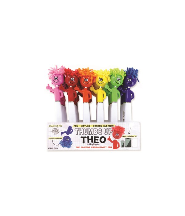 Thumbs Up Theo 3-in-1 Pen 24PC